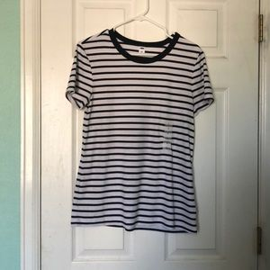 ⚡️2 for $6 FLASH SALE⚡️ Old Navy Ribbed Tee NWT